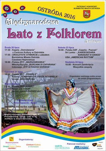 Międzynarodowe Lato z Folklorem 2016 mały
