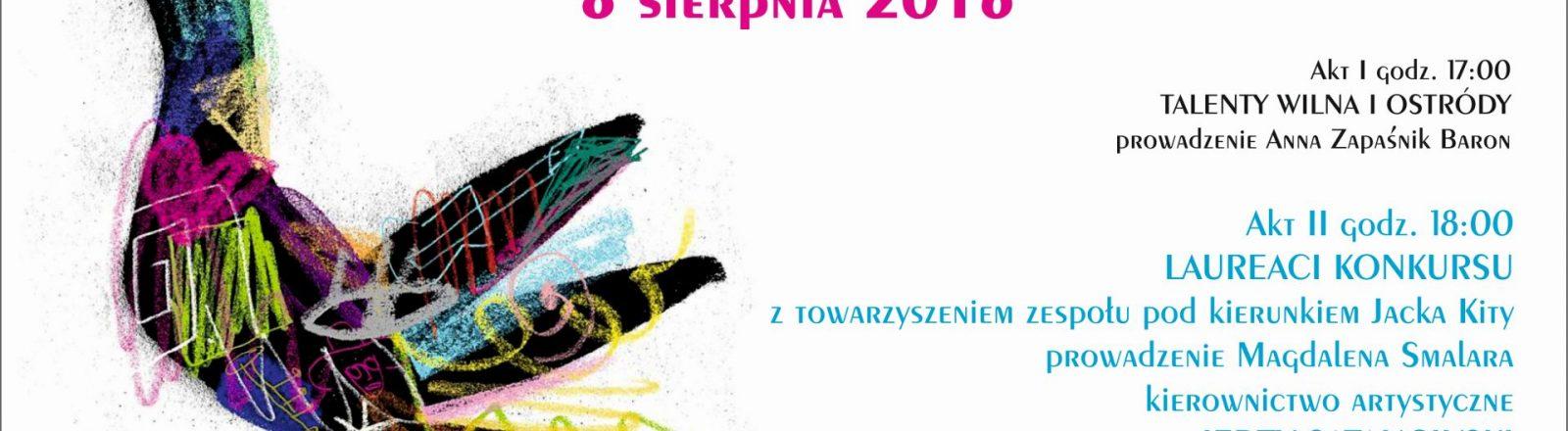 Pamiętajmy o Osieckiej - koncert