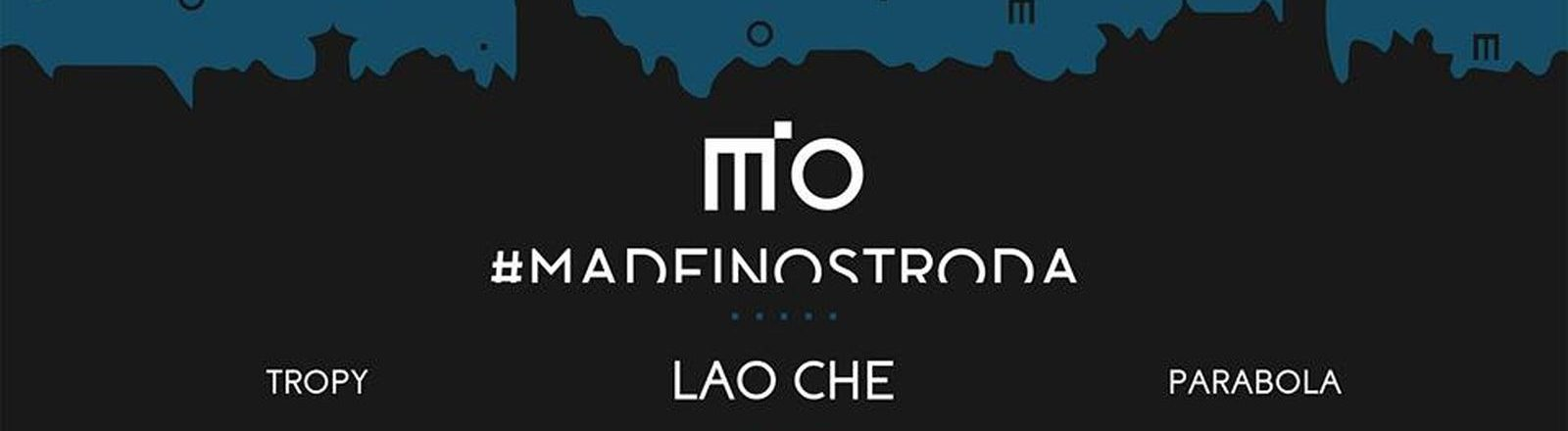 LAO CHE , TROPY , PARABOLA | #madeinostroda
